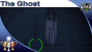 GTA 5 Easter Egg The Ghost Of Mount Gordo (Grand Theft