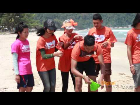 DIM's Sport Day on the Beach 2013 @Kanom NST
