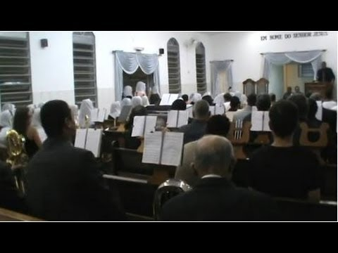 Batismo ccb jandira cidade araci parte  2