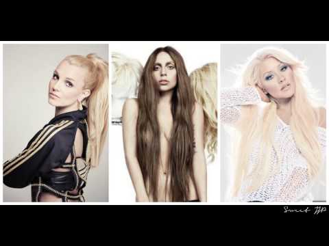 Gimme Your Applause (Lady Gaga vs. Britney Spears vs. Christina Aguillera - Mashup)