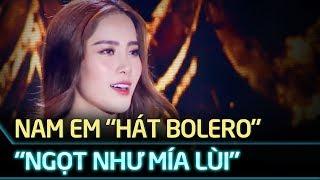 Trả lại thời gian - Nam Em khoe giọng hát ngọt như mía lùi   Nguyễn Thị Lệ Nam Em