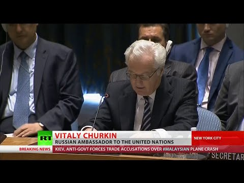 UN divided over investigation of MH17 tragedy