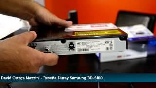 Reseña Samsung Bluray BD-F5100