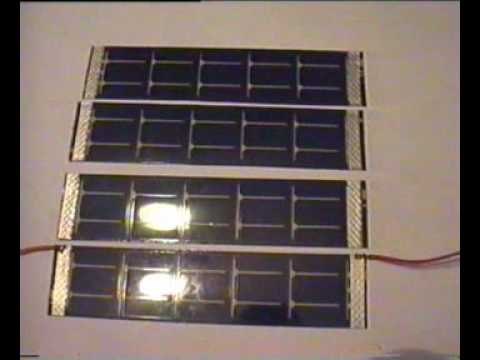 Photovoltaic Solar Cells (in DivX format) - Part 1