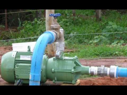 Slide Show Irrigação de pastagens.
