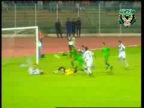 CSC 1 - JSMS 0 : saison 2008-2009 (ENTV)