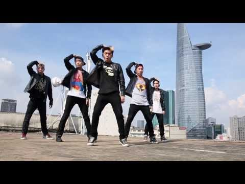 Dumbo Poreotics - Skrillex - wild for the night(remix) + Viet vina house :)