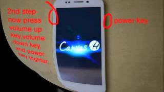MICROMAX CANVAS 4 HARD RESET