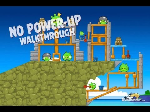 Angry Birds Friends Summer Tournament Week 110 Level 4 | June 23rd 2014