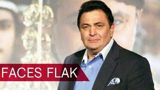Rishi Kapoor Faces Flak on Twitter ?