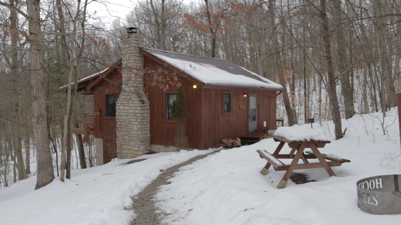 Hocking Hills Destination: Cabins by the Caves
