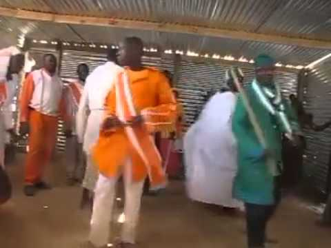 Herero Battle Church Ceremony 1