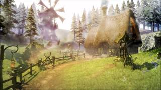 Celtic Flute Music ~ Return To The Shire