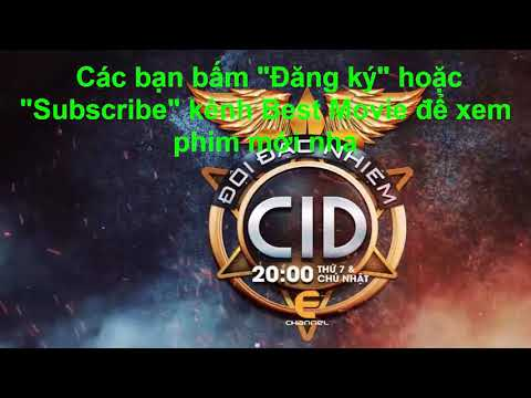 Đội Đặc Nhiệm CID Trailer