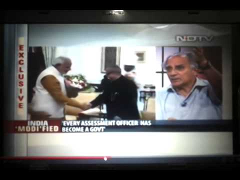 Arun Shourie - Barkha Dutt interview
