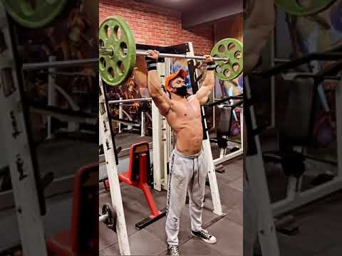 Indian Young Bodybuilder 🔥 Gym status video 💪Gym motivation video 😍 Gym lovers video❤️ #35