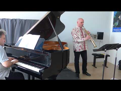 Dave Liebman'sThree as one, J-C Richard, EFN'K