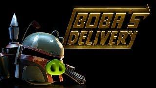 Angry Birds Star Wars - Boba Fett