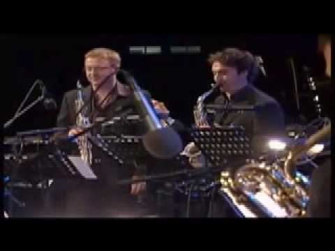 Rob Buckland's «The Longest Day» – performed by SaxAssault, LIVE at the WSC 2006
