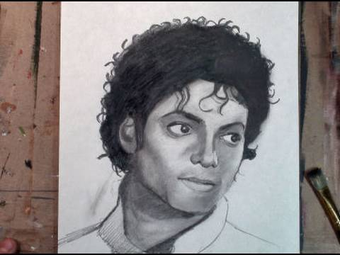 how to draw michael jackson smooth criminal