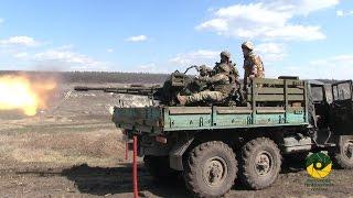 На Луганщині пройшли заняття з вогневої підготовки