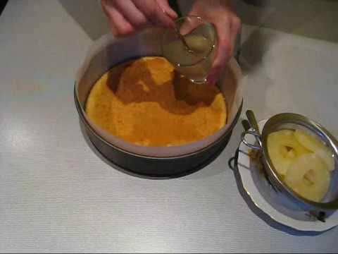 """Как приготовить торт """"Пина Колада""""."""