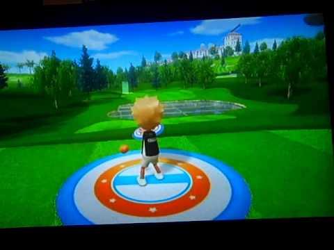 Wii Frisbee Golf Cheats