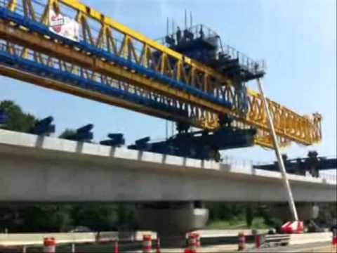 Construction Milestone: Dulles Rail Aerial Guideway Completed