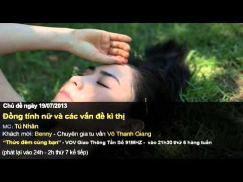Dong tinh nu va cac van de ki thi