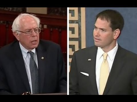 Bernie Sanders, Marco Rubio Brawl over Holding VA Accountable