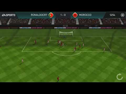 one of the best goals I've ever scored in fifa mobile