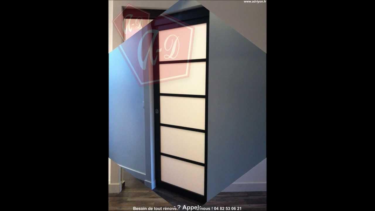 cloison japonaise coulissante shoji translucide youtube. Black Bedroom Furniture Sets. Home Design Ideas
