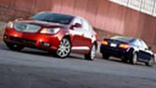 Buick Beats Lexus? Buick LaCrosse vs. Lexus ES 350 videos