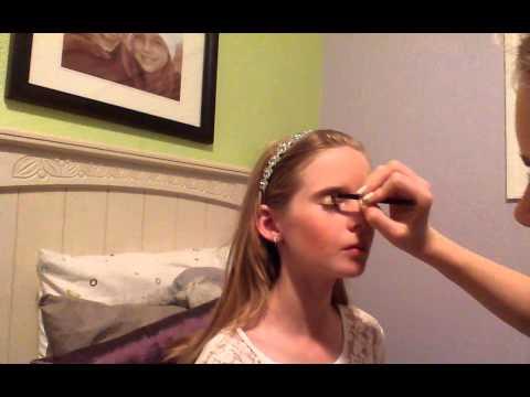 Makeup Tutorial : Preteen birthday party night look