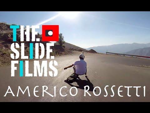 Downhill Farellones // Americo Rossetti