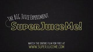 Jason Vale Super Juice Me! Documentary Offical Trailer