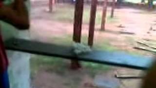 Tiro De Rifle .38