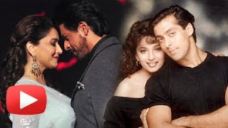 From Salman To Shahrukh - Watch Madhuri Dixit's Top 5 Best Lovers