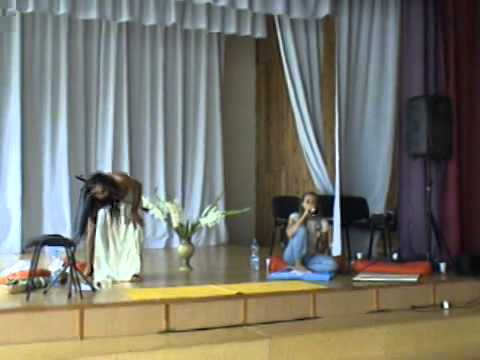 Шри Госвами Яшенду Джи. О стрессе (11.08.2007), ч.2
