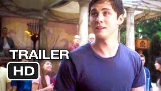 Percy Jackson: Sea Of Monsters Official Trailer #1 (2013