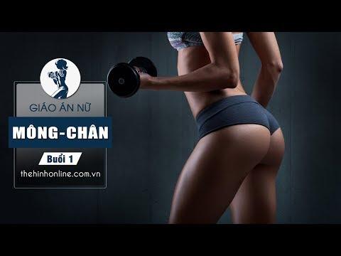 Mông căng tròn săn chắc, chân dẻo dai khỏe mạnh - Động lực lớn để phụ nữ đến GYM