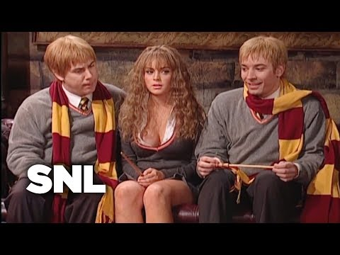 Harry Potter: Hermione Growth Spurt - Saturday Night Live