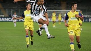 28/08/2005 - Serie A - Juventus-Chievo 1-0 Highlights