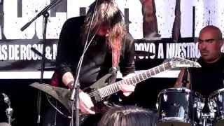 MASSAKRE - ROCK  X VALPO (ARENA RECOLETA) 27/04/14