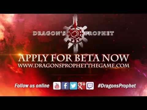 DRAGON'S PROPHET Open Beta Trailer