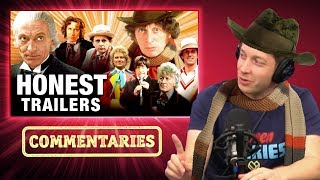 Honest Trailers Commentary - Doctor Who (Classic)
