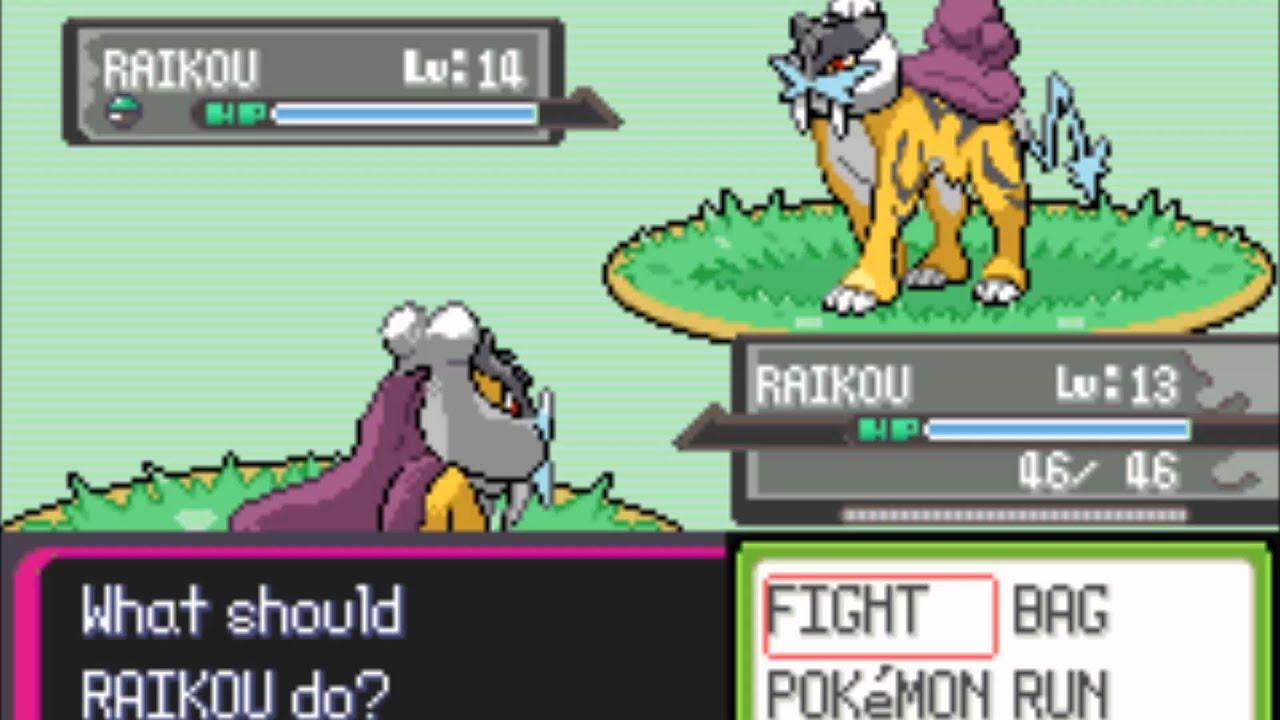 Hack Roms De Pokemon Completos