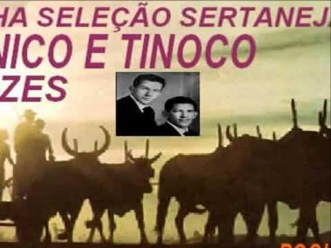 MINHA SELEÇÃO SERTANEJA TONICO E TINOCO