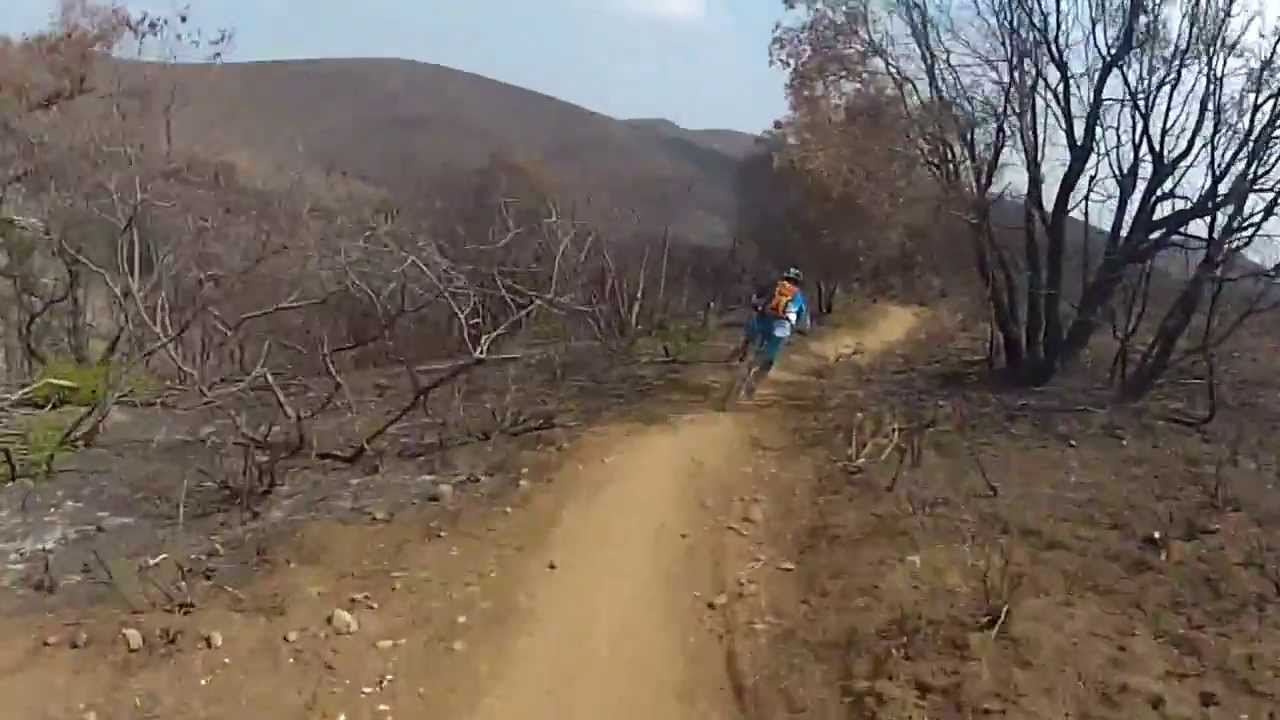 Guadalasca Trail - Point Mugu State Park - Guadalasca is a multi-use singletrack trail in Point Mugu State Park popular for mountain bikers. The 2013 springs fire burns through Sycamore campgrounds in...