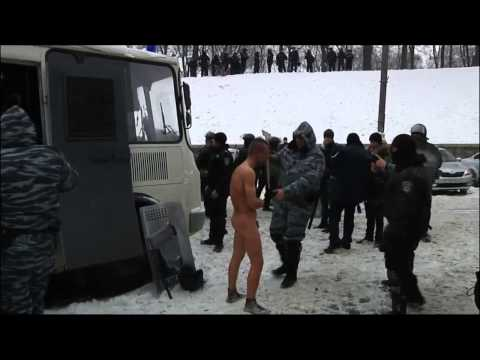 Police violated human rights in Ukraine